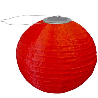 Solar Chinese Lantern